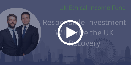 Responsible Investment Will Drive the UK Recovery Image